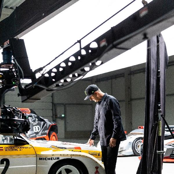 Ken Block Bergabung dengan Audi Untuk Proyek Mobil Listrik
