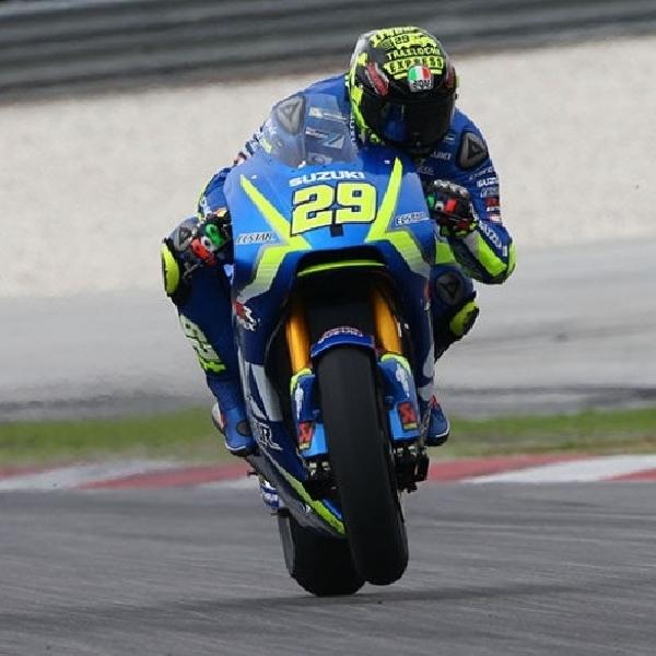 MotoGP: Ianonne Minta Maaf dengan Tim dan Fansnya