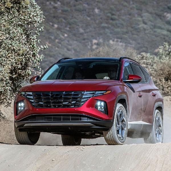 Kenal Lebih Dekat Jajaran Baru Hyundai Tucson Powertrains