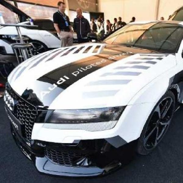 Kendaraan otonom Audi Mulai Lakukan Pengujian di Thunderhill