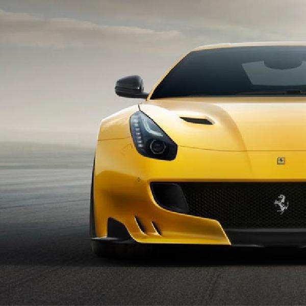 Kepergok Ajukan Hak Paten, Ferrari Bakal Ciptakan Supercar Hybrid