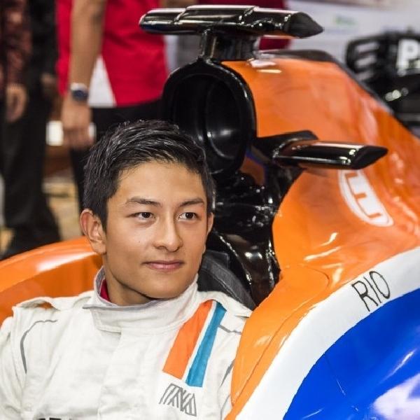 F1: Kerisauan Rio Sirna di GP China