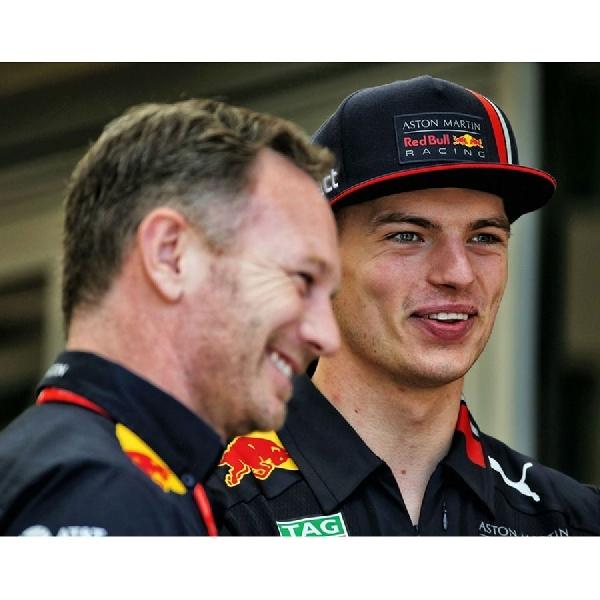F1: Ketua Red Bull Sebut Max Verstappen Bakal jadi Kandidat Juara Musim 2020