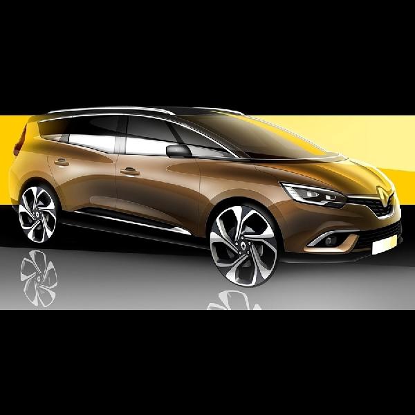 Setelah SUV Koleos, Renault Akan Hadirkan MPV Triber  7 Seater