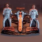 F1: Khusus Untuk Grand Prix Monaco, McLaren Luncurkan Mobil Bercorak 'Gulf Oil F1'