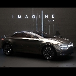 Begini Wujud Imagine, Hatchback Elektrik KIA