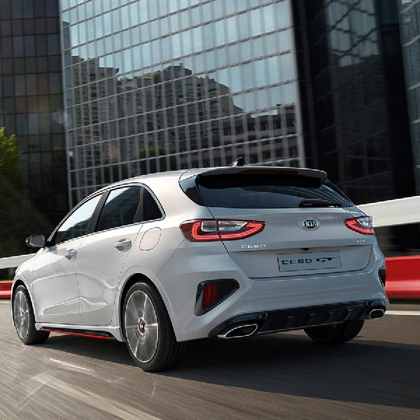 Kia Ceed Raih European Car of the Year 2019
