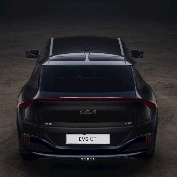 Kia Merencanakan Tambahan Model Listrik GT Setelah EV6 GT