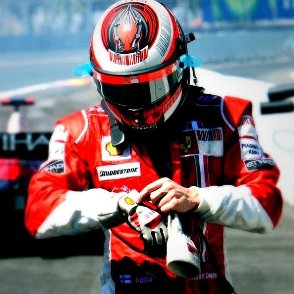 F1: Kimi Raikkonen Tidak Peduli dengan Posisinya di Klasemen Formula 1