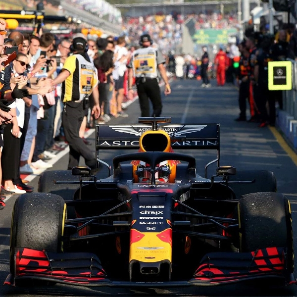 Performa Baik di Silverstone, Red Bull Semakin Percaya Diri