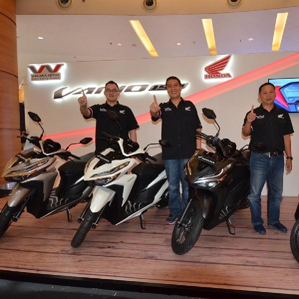 Wahana Kenalkan All New Honda Vario pada Warga Tangerang