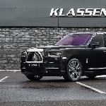 Rolls-Royce Cullinan Berlapis Baja Dari Klassen, Dibandrol Sebesar 1 Juta Dolar
