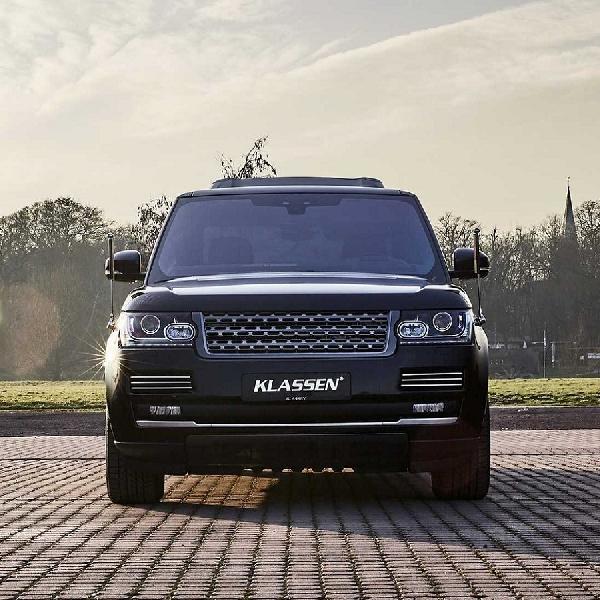 Klassen Rilis Range Rover Limusin Anti Peluru