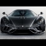 Koenigsegg Naked Carbon (KNC) Model Regera Full Carbon Siap Dipesan