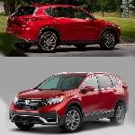 Komparasi Dua Crossover Jepang, Honda CR-V vs Mazda CX-5 2020, Pilih Mana?