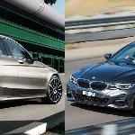 Komparasi Mercedes-Benz C-Class vs BMW 3 Series, Mana Lebih Mewah?