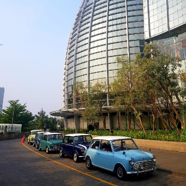 MINI Hadirkan Pop-Up store terbaru di PIK Avenue
