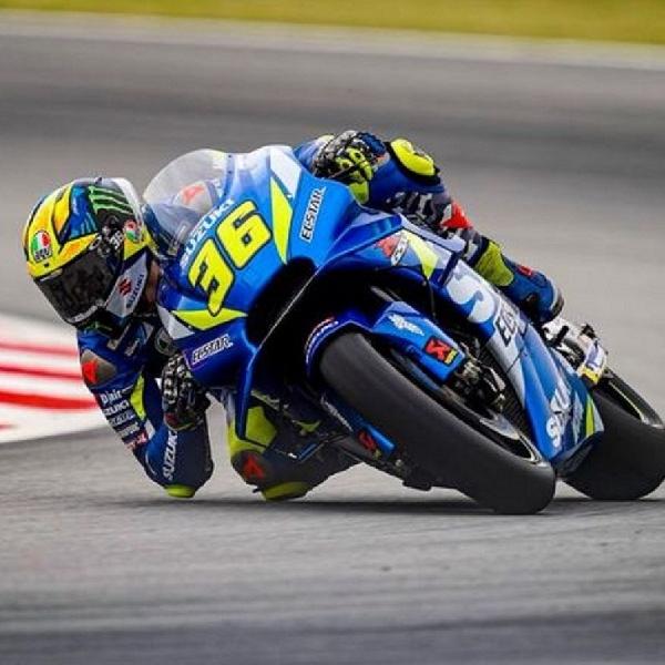 MotoGP: Kondisi Suzuki Bikin Joan Mir Pesimis Untuk Pertahankan Gelar Juara MotoGP