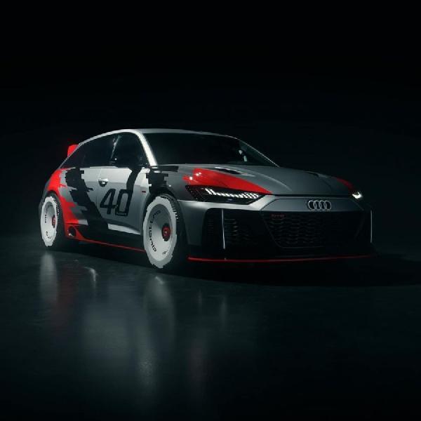 Konsep Audi RS6 GTO, Mobil Balap Wagon yang Seksi