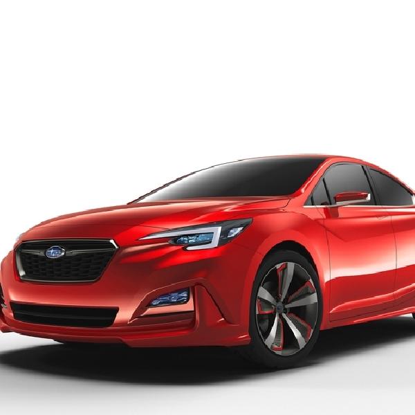 Konsep Subaru Impreza Diyakini akan Lebih Styling dan Sporty