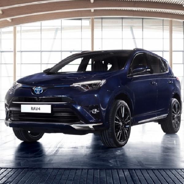 Konsep Toyota RAV4 Sapphire Hybrid Hadir Lebih Eksklusif