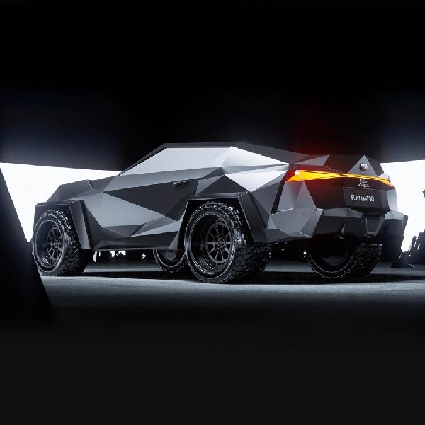 Konsep Toyota Supra Ini Akan Tampak Batcave
