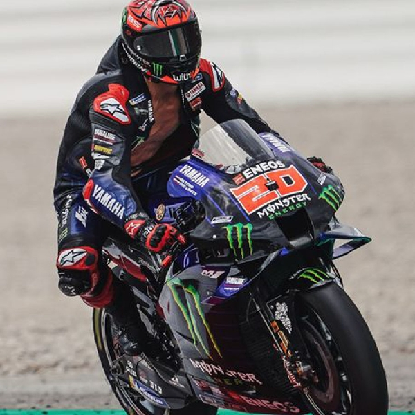 MotoGP: Penjelasan Alpinestars Soal Kontroversi Jaket Quartararo Terbuka Saat Balapan