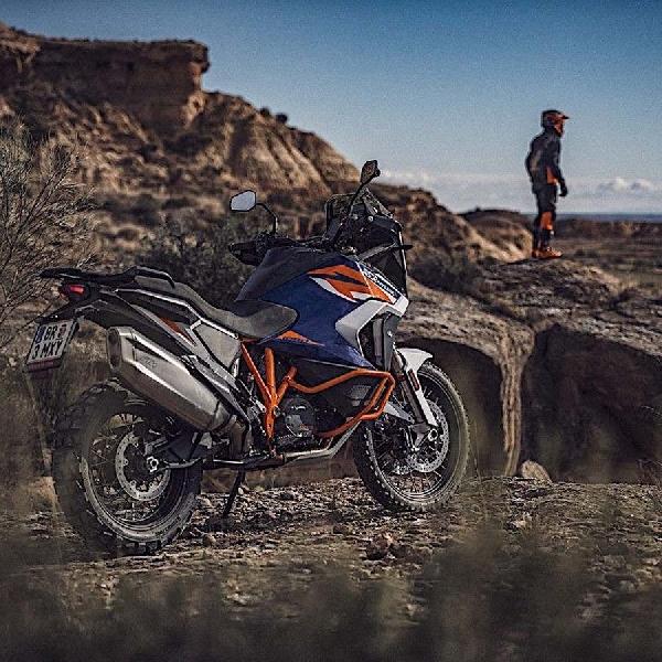 KTM 1290 Super Adventure R 2021 Hadir Dengan Spek Luar Biasa
