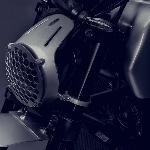 Simak Tampilan Modifikasi Neo-Retro Post Apocalyptic Scrambler dari KTM 390 Duke