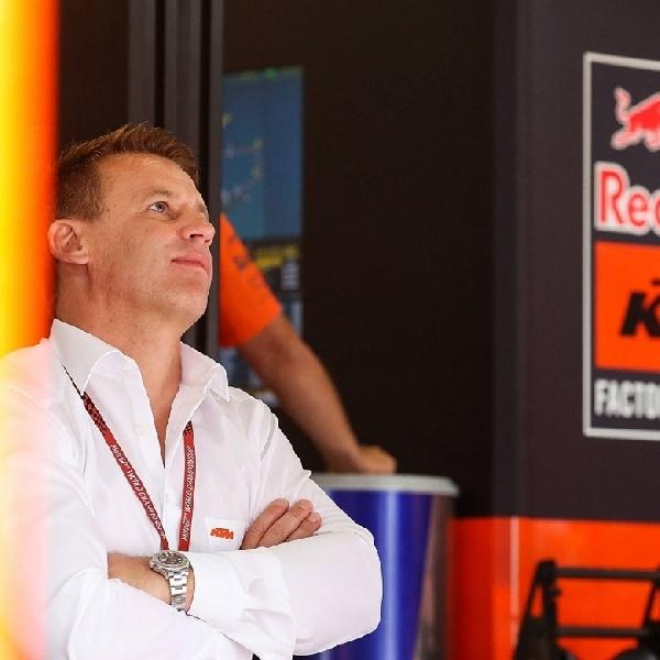 MotoGP: KTM Bantah Rumor Ketertarikan Pada Andrea Dovizioso