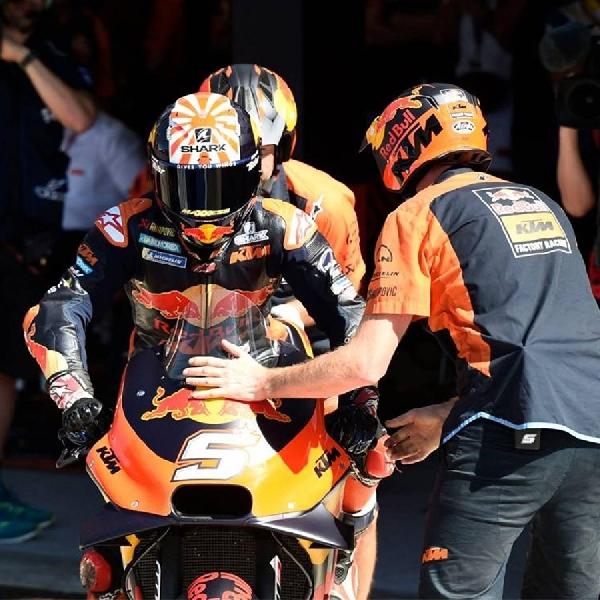 MotoGP: KTM 'Menyesal' Rekrut Johann Zarco?