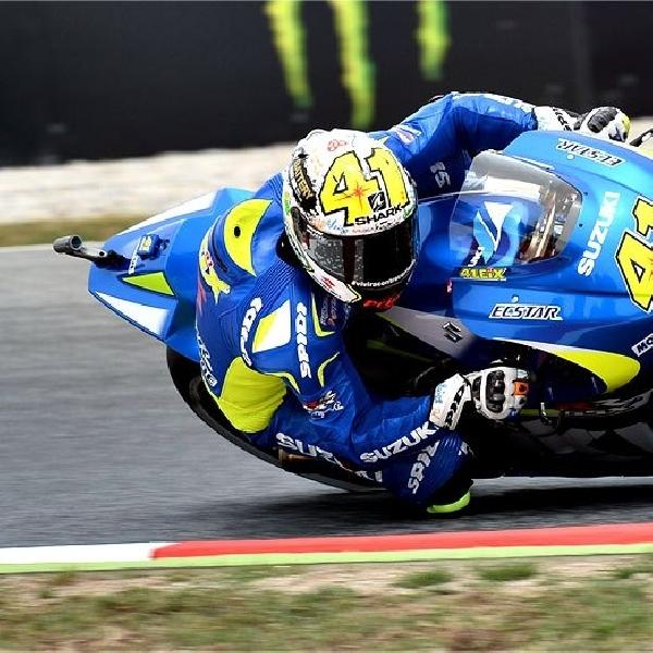 MotoGP: KYT Kini Dipakai Aleix Espargaro