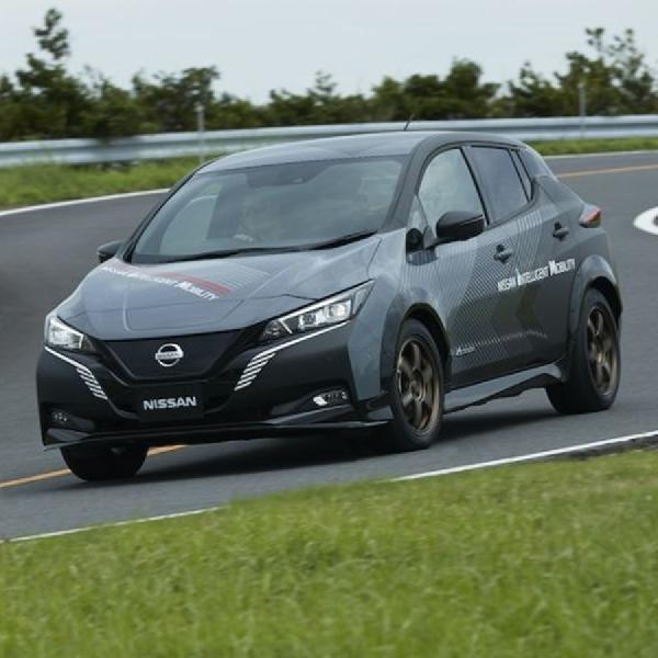 Nissan Kenalkan Teknologi Kontrol Roda