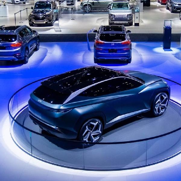 LA Auto Show Mengumumkan Tanggal Comeback-nya