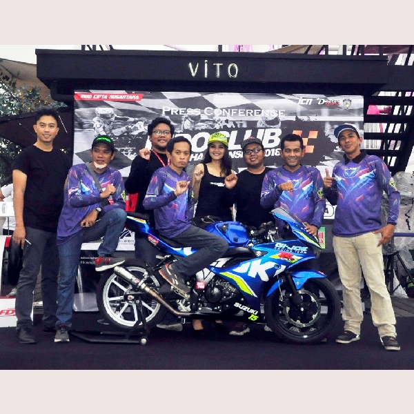 GI-JOE Racing Team Siap Bertarung di Indoclub Champhionship 2018