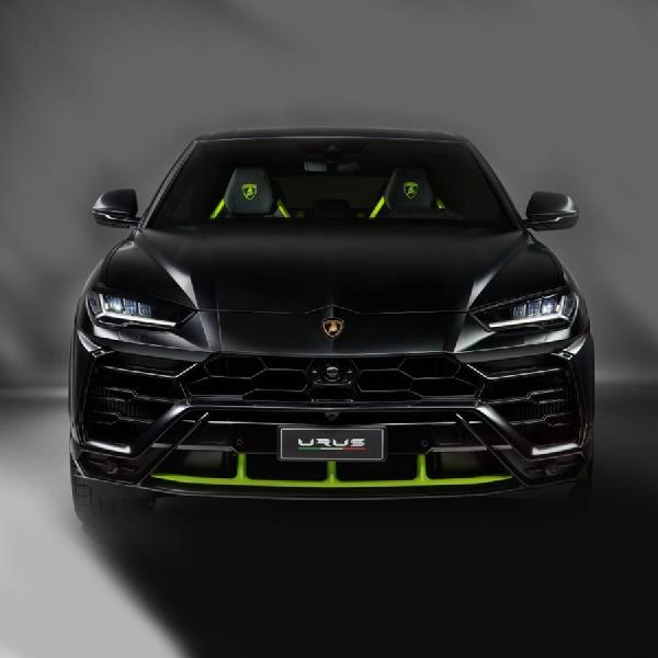 Lamborghini Ungkap Model Urus Graphite Capsule 2021