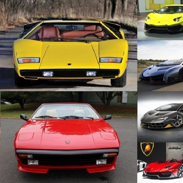 10 Model Lamborghini Langka yang Dicari Penggemar Fanatiknya (Part 2)