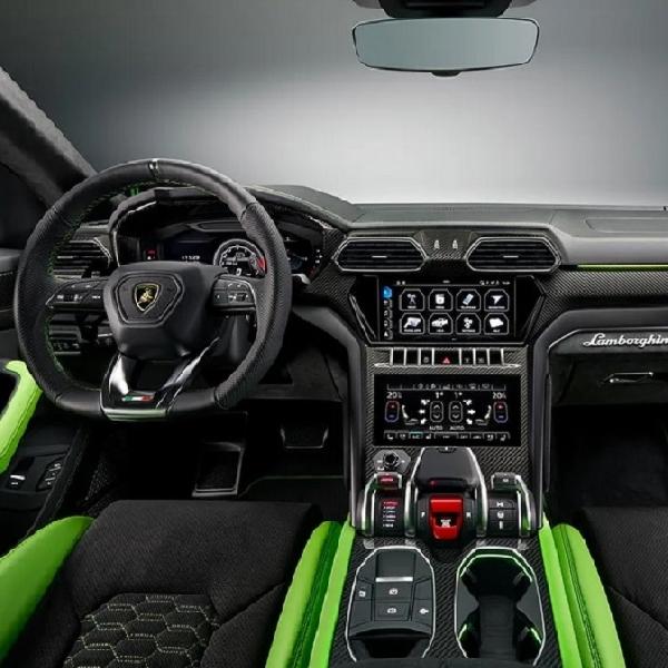 Lamborghini Urus Edisi Terbaru Hadirkan Dua Warna Baru