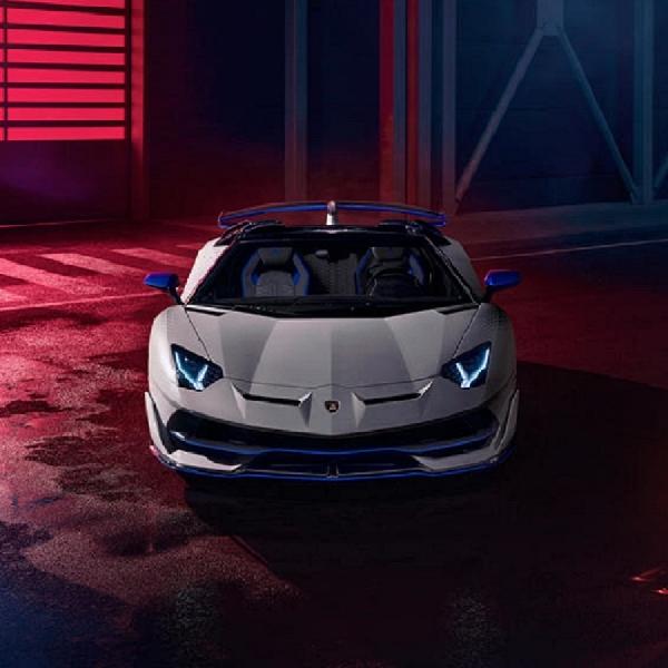 Terbatas! Lamborghini Aventador SVJ Xago Hanya Diproduksi 10 Unit