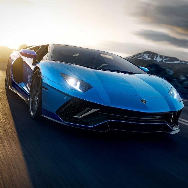 Lamborghini Aventador Ultimee Bawa Hurrah Terakhir untuk Seri V12
