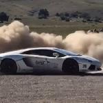 Lamborghini Aventador Dipersiapkan Jadi Mobil Reli