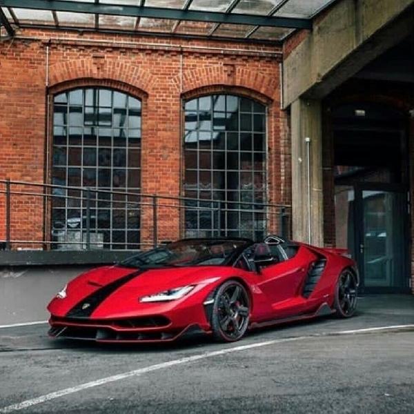 Wow! Lamborghini Cententario Roadster Ini Dibandrol Seharga Rp 78 Miliar!