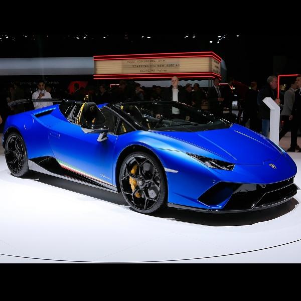 Lamborghini Siapkan Model Ke-4 Pasca Urus Bersinar