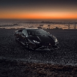 Lamborghini Huracan EVO RWD Novitec, A True Night King
