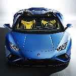 Lamborghini Rilis Huracan EVO Spyder RWD