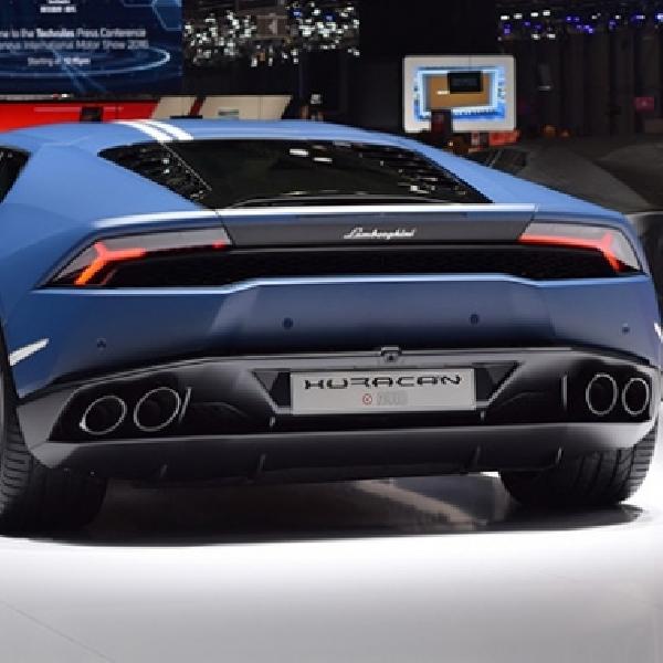 Lamborghini Huracan LP610-4 Avio Limited Edition Hanya Diproduksi 250 Unit