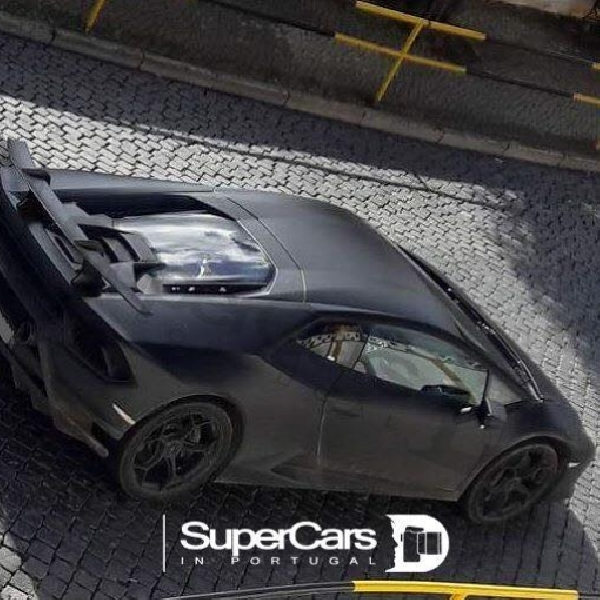 Inilah Wujud Lamborghini Huracan Performante