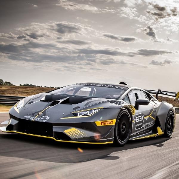 Lamborghini Huracan Super Trofeo EVO Terbaru Kini Bisa Anda Memiliki