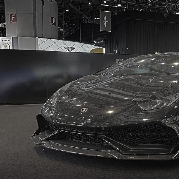Lamborghini Jedda, Bertampang Gahar dan Tenaga Yang Buas