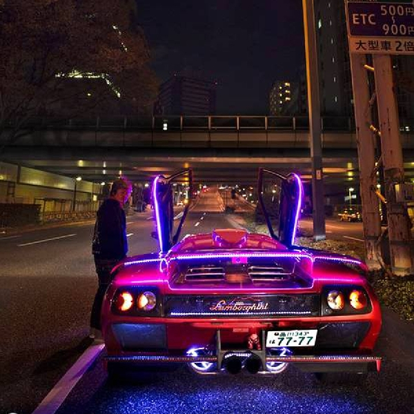 "Lamborghini Morohoshi: Dari Nol Menjelma ""Underground Hero"""